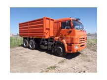 камаз 65115 сельхозник зерновоз