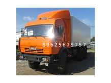 КАМАЗ 43118 фургон изотермический новый цена от производителя