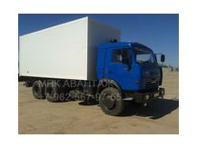 камаз 53215 изотермический фургон