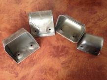 Ковши норийные для сыпучих продуктов (металлические, пластмассовые)