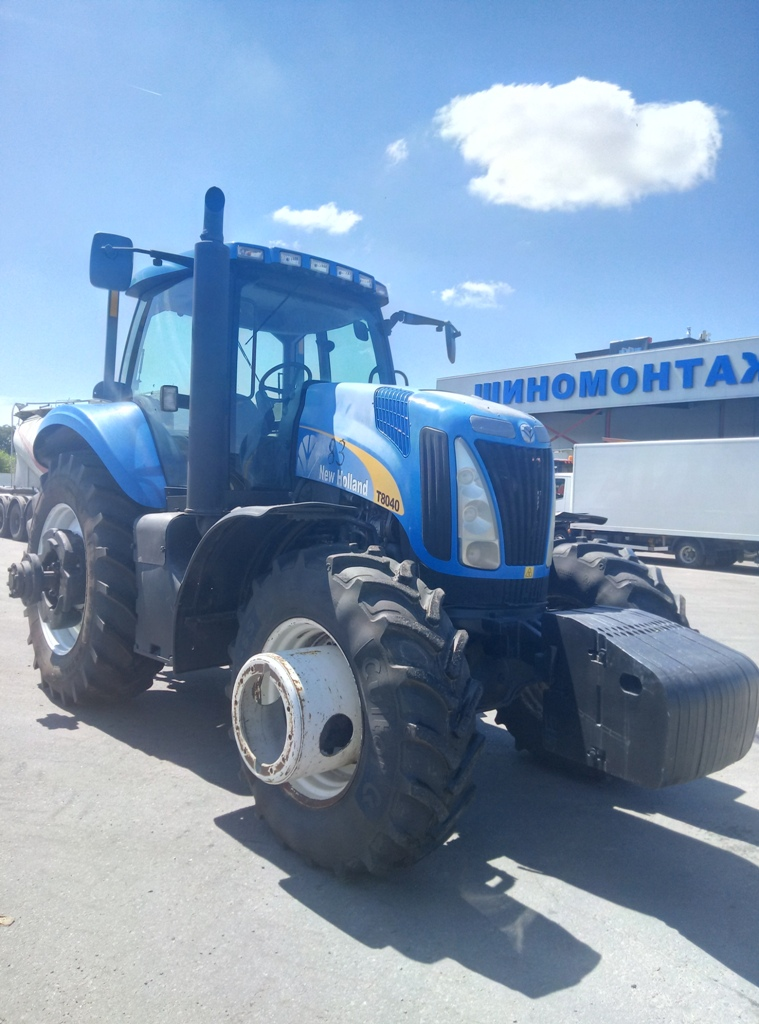 Трактор New Holland T8040 Z8RW02468 (2008 г.) бу г. Воронеж
